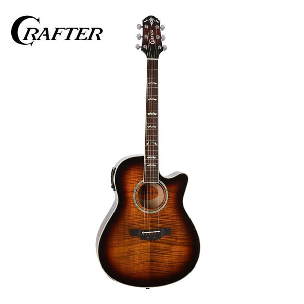 Crafter NOBLE BRS / 크래프터 통기타