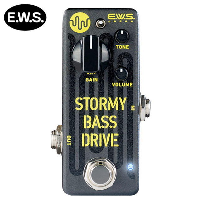 E.W.S SBD Stormy Bass Drive / 베이스 드라이브