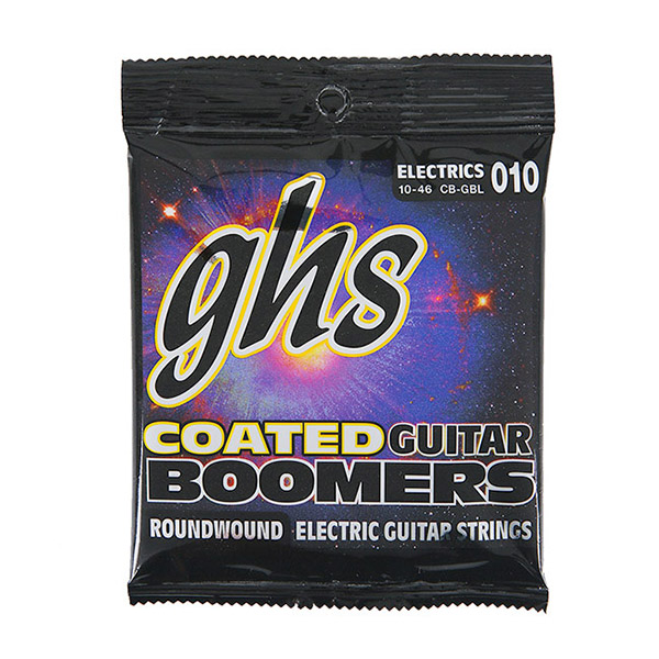 GHS Coated Boomers CB-GBL (010-046) 일렉기타줄