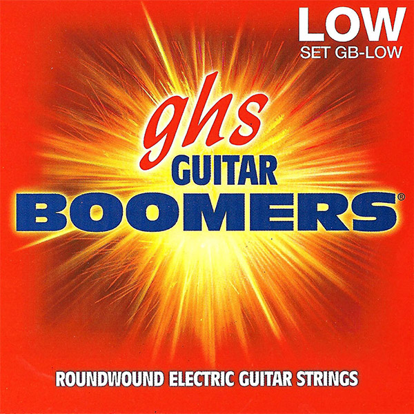 GHS Boomers GB-LOW (011-053) 일렉기타줄