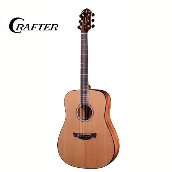 Crafter KDX-530 CS ABLE / TOP SOLID & LR-T iX EQ / 크래프터 통기타