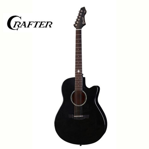 Crafter MERCURY / TOP SOLID & LR-T iX EQ / 크래프터