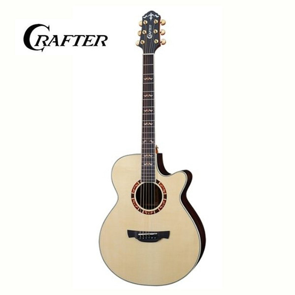 Crafter GODINUS FW PLUS / TOP SOLID & LR-T NX EQ / 크래프터 통기타
