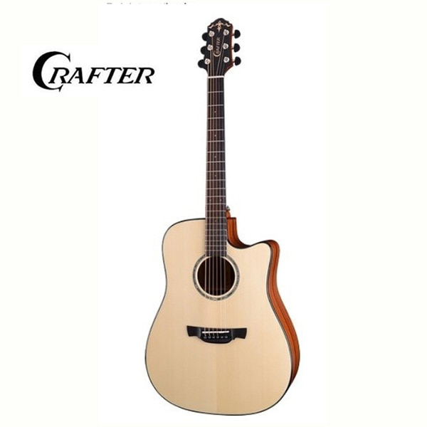 Crafter KDXE-600 ABLE  / TOP SOLID & LR-T NX EQ / 크래프터 통기타